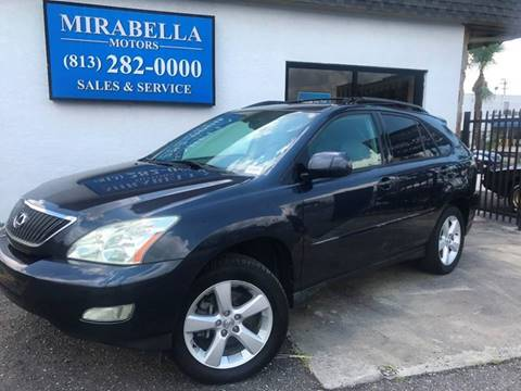 2005 Lexus RX 330 for sale at Mirabella Motors in Tampa FL