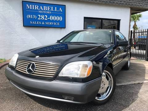 1994 Mercedes-Benz S-Class for sale at Mirabella Motors in Tampa FL