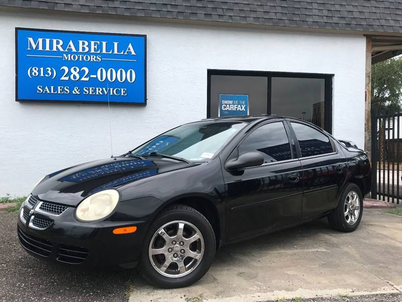 2004 Dodge Neon for sale at Mirabella Motors in Tampa FL