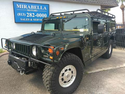 2000 AM General Hummer for sale in Tampa, FL