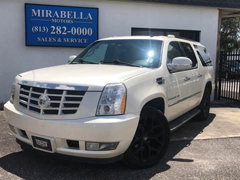 2008 Cadillac Escalade ESV for sale at Mirabella Motors in Tampa FL