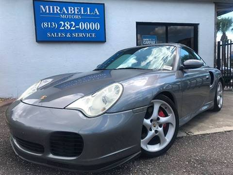 2003 Porsche 911 for sale at Mirabella Motors in Tampa FL