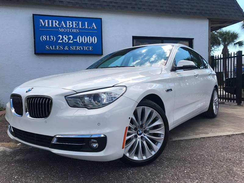 2015 BMW 5 Series for sale at Mirabella Motors in Tampa FL
