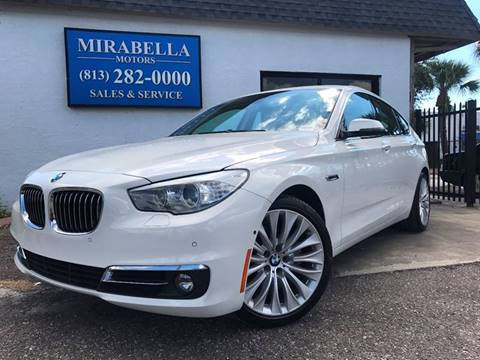 2015 BMW 5 Series for sale at Mirabella Motors in Tampa FL