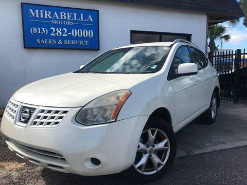 2008 Nissan Rogue for sale at Mirabella Motors in Tampa FL