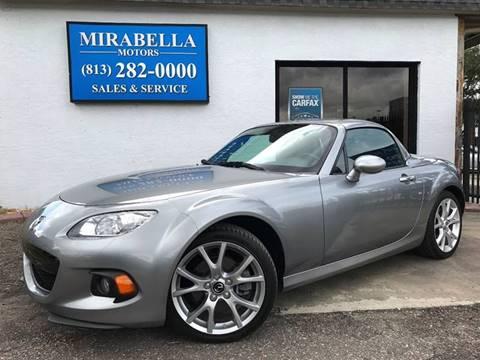Mazda MX-5 Miata For Sale in Tampa, FL - Mirabella Motors