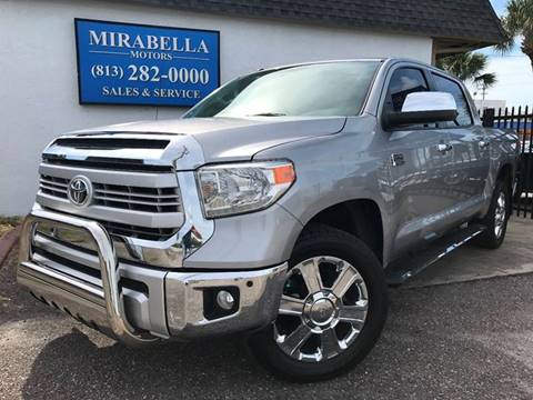 2014 Toyota Tundra for sale at Mirabella Motors in Tampa FL