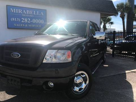 2005 Ford F-150 for sale at Mirabella Motors in Tampa FL
