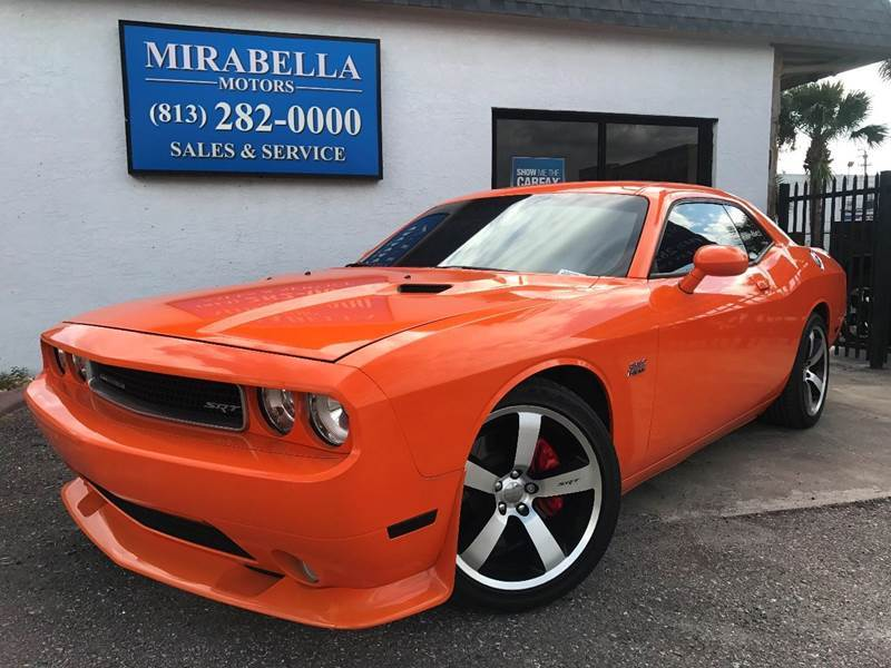 2012 Dodge Challenger for sale at Mirabella Motors in Tampa FL