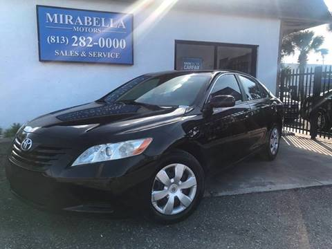 2007 Toyota Camry for sale at Mirabella Motors in Tampa FL