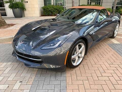 2014 Chevrolet Corvette for sale at Mirabella Motors in Tampa FL