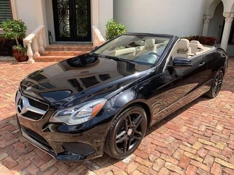 2014 Mercedes-Benz E-Class for sale at Mirabella Motors in Tampa FL