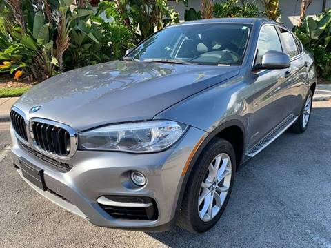 2016 BMW X6 for sale at Mirabella Motors in Tampa FL