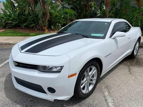 2014 Chevrolet Camaro for sale at Mirabella Motors in Tampa FL