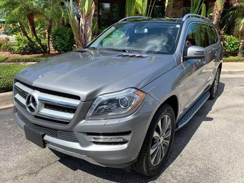 2016 Mercedes-Benz GL-Class for sale at Mirabella Motors in Tampa FL