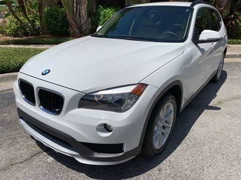2015 BMW X1 for sale at Mirabella Motors in Tampa FL