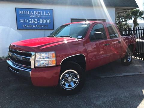 2009 Chevrolet Silverado 1500 for sale at Mirabella Motors in Tampa FL