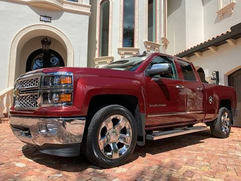 2014 Chevrolet Silverado 1500 for sale at Mirabella Motors in Tampa FL