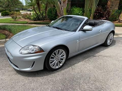 2011 Jaguar XK for sale at Mirabella Motors in Tampa FL