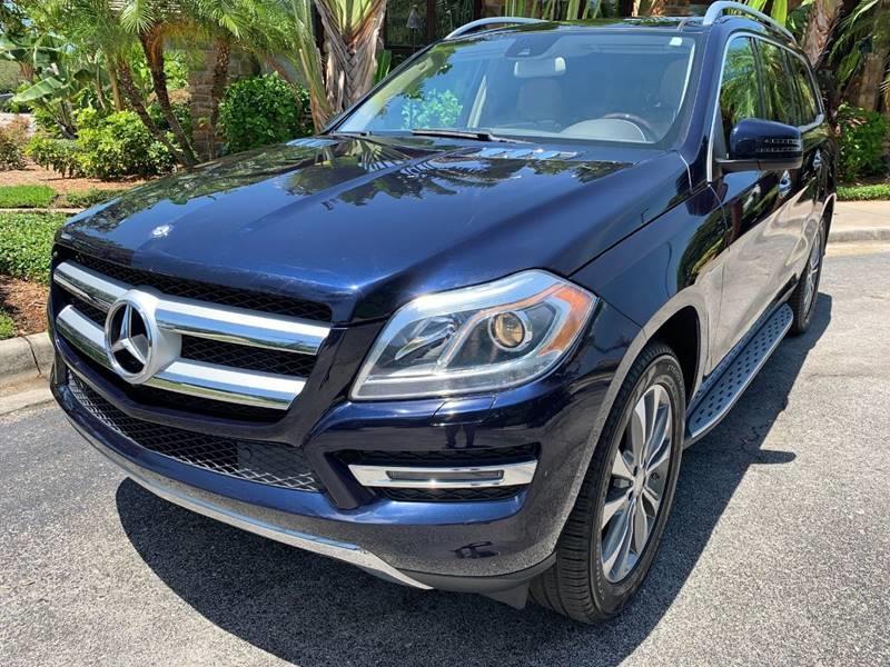 2015 Mercedes-Benz GL-Class for sale at Mirabella Motors in Tampa FL
