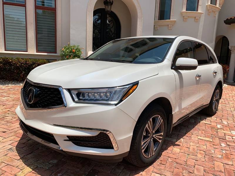 2017 Acura MDX for sale at Mirabella Motors in Tampa FL