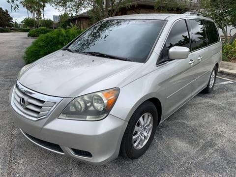 2008 Honda Odyssey for sale at Mirabella Motors in Tampa FL