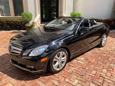 2011 Mercedes-Benz E-Class for sale at Mirabella Motors in Tampa FL