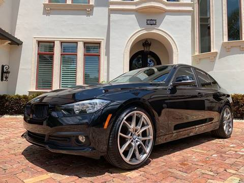 2016 BMW 3 Series for sale at Mirabella Motors in Tampa FL