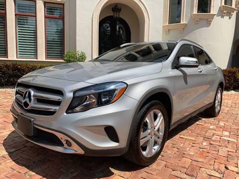 2016 Mercedes-Benz GLA for sale at Mirabella Motors in Tampa FL