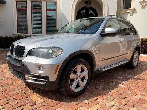 2009 BMW X5 for sale at Mirabella Motors in Tampa FL
