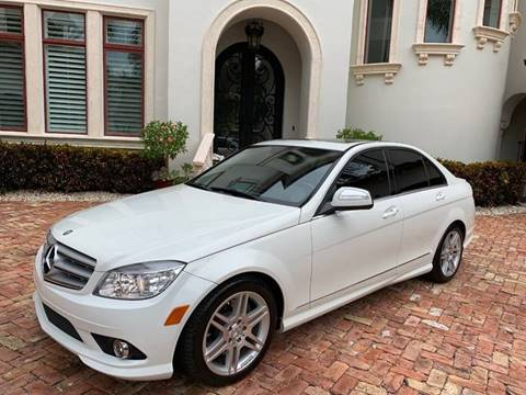 2009 Mercedes-Benz C-Class for sale at Mirabella Motors in Tampa FL