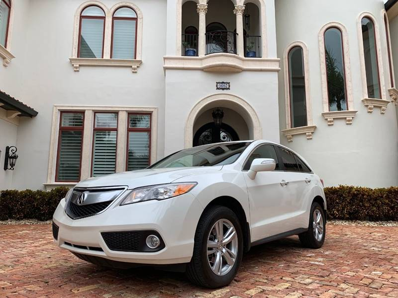 2013 Acura RDX for sale at Mirabella Motors in Tampa FL