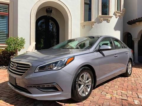 2015 Hyundai Sonata for sale at Mirabella Motors in Tampa FL
