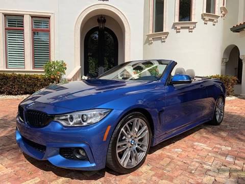 2017 BMW 4 Series for sale at Mirabella Motors in Tampa FL