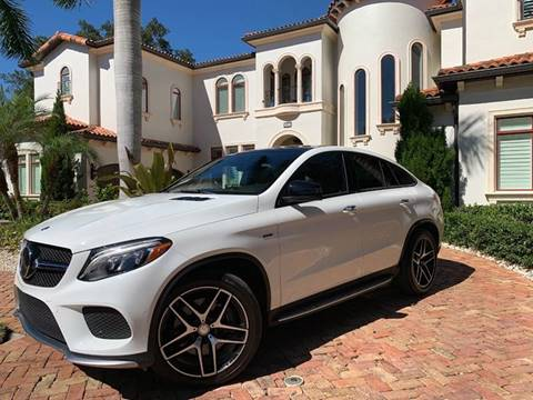 2016 Mercedes-Benz GLE for sale at Mirabella Motors in Tampa FL