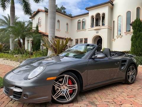 2008 Porsche 911 for sale at Mirabella Motors in Tampa FL