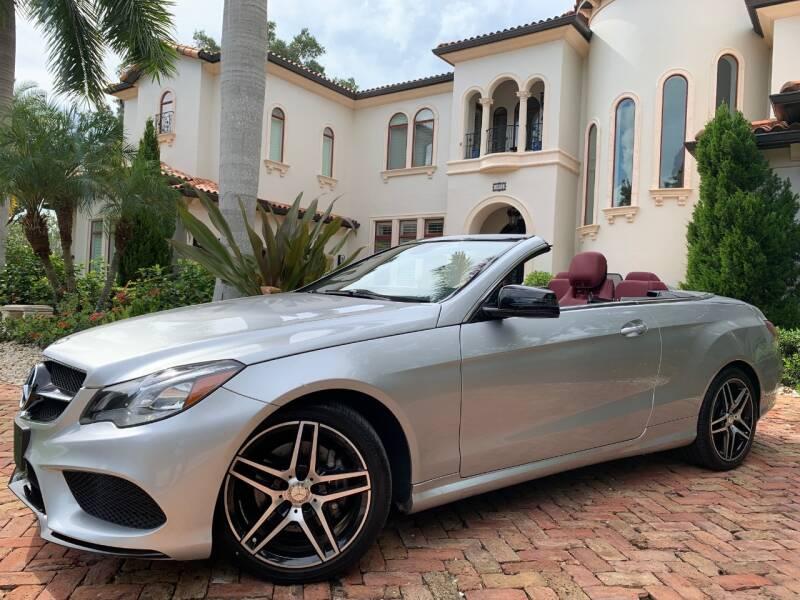 2017 Mercedes-Benz E-Class for sale at Mirabella Motors in Tampa FL