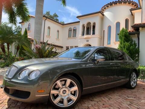 2006 Bentley Continental for sale at Mirabella Motors in Tampa FL