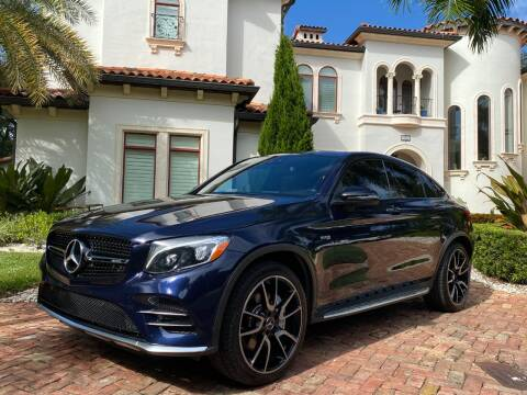 2018 Mercedes-Benz GLC for sale at Mirabella Motors in Tampa FL