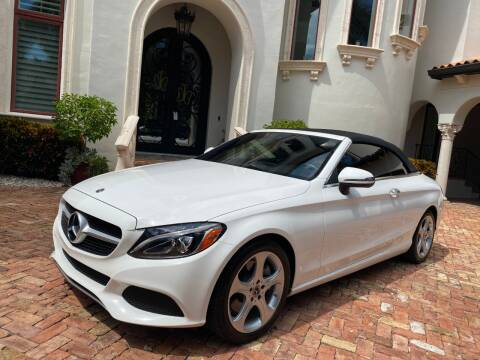 2017 Mercedes-Benz C-Class for sale at Mirabella Motors in Tampa FL