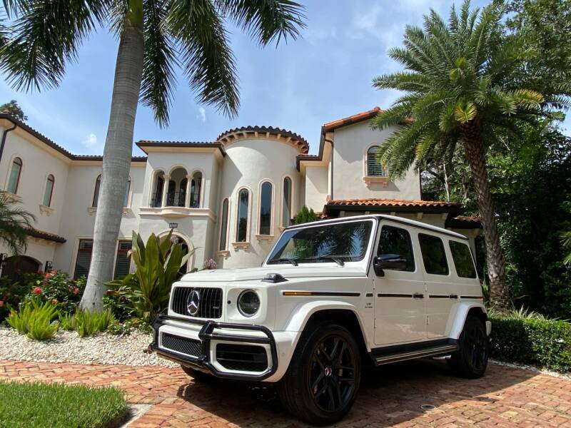 2020 Mercedes-Benz G-Class for sale at Mirabella Motors in Tampa FL