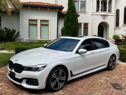 2017 BMW 7 Series for sale at Mirabella Motors in Tampa FL
