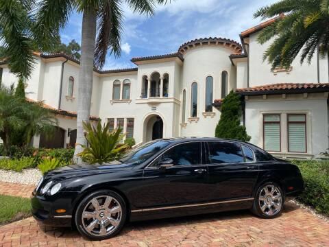 2008 Bentley Continental for sale at Mirabella Motors in Tampa FL