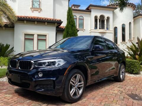 2017 BMW X6 for sale at Mirabella Motors in Tampa FL