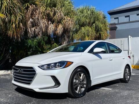 2017 Hyundai Elantra for sale at Mirabella Motors in Tampa FL