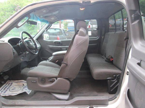 2002 Ford F-150 4dr SuperCab XLT 4WD Styleside SB - Slatington PA