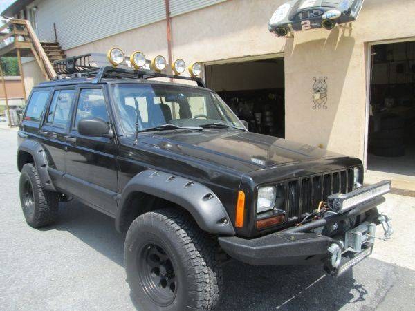 2000 Jeep Cherokee 4dr Sport 4WD SUV - Slatington PA