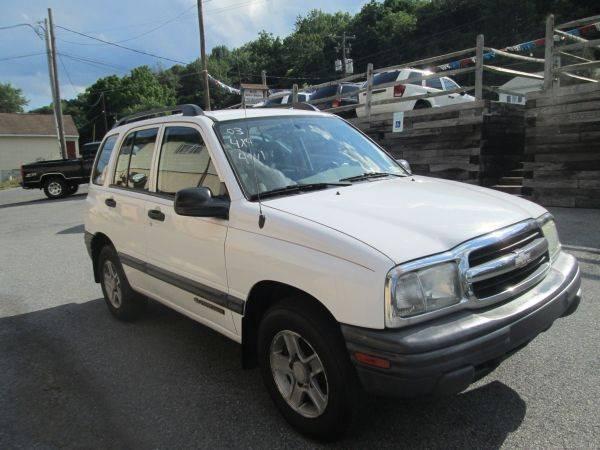 2003 Chevrolet Tracker 4WD 4dr SUV - Slatington PA