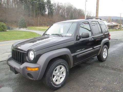 2003 Jeep Liberty for sale in Slatington, PA
