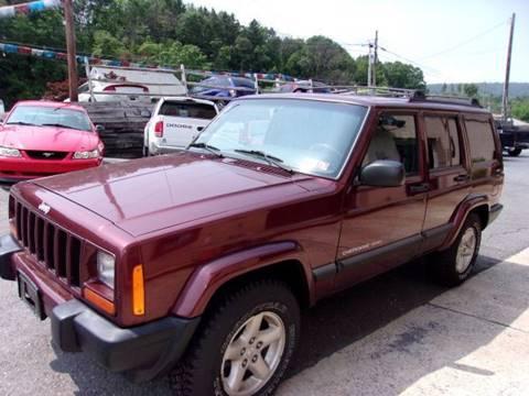 2001 Jeep Cherokee for sale in Slatington, PA